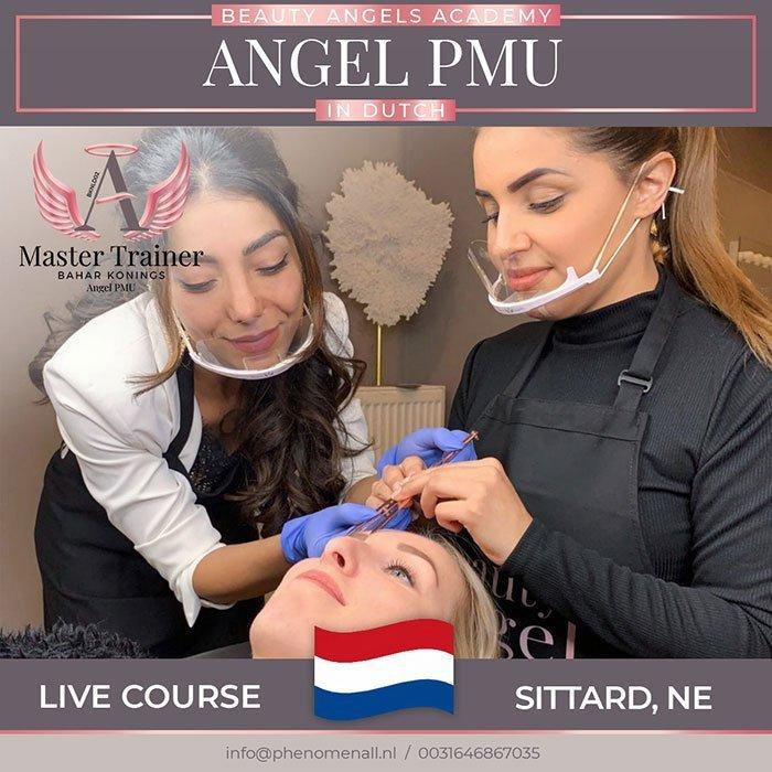 Live Angel PMU Bahar Konings