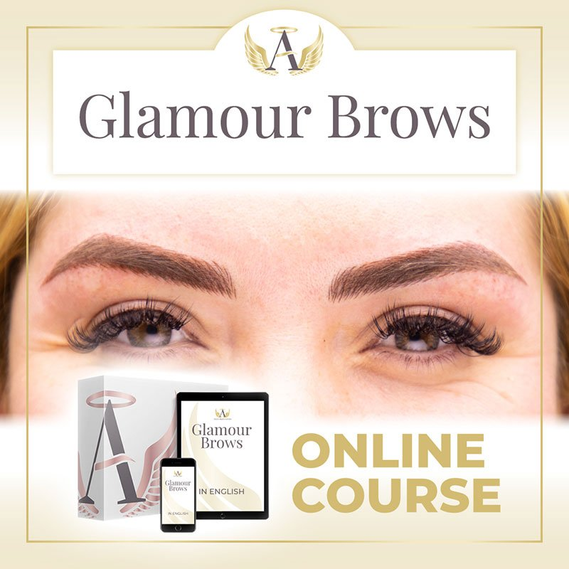 Glamour Brows Online Course