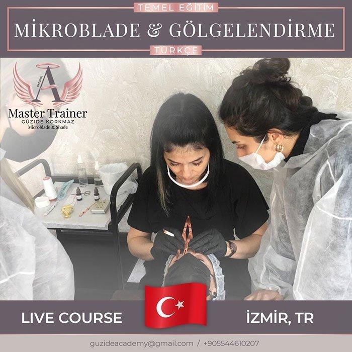 Guzide-Korkmaz-Live-TEMEL-Mikroblade-Course