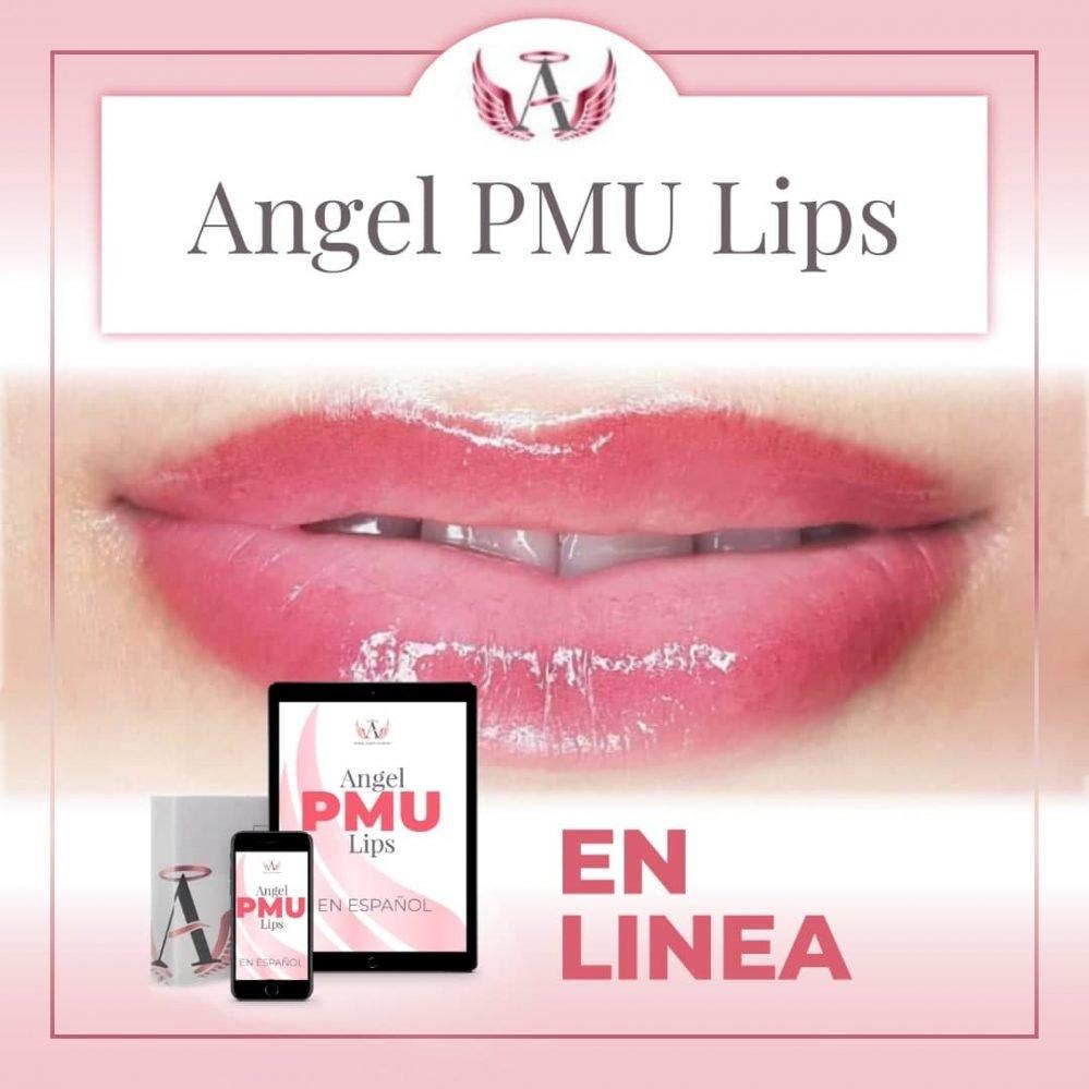 Angel pmu course lips on Spanish